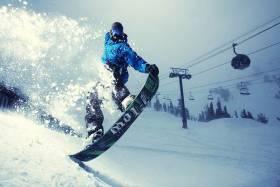 Snowboard Holidays in St Martin de Belleville