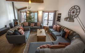 Luxury catered chalets St Martin de Belleville